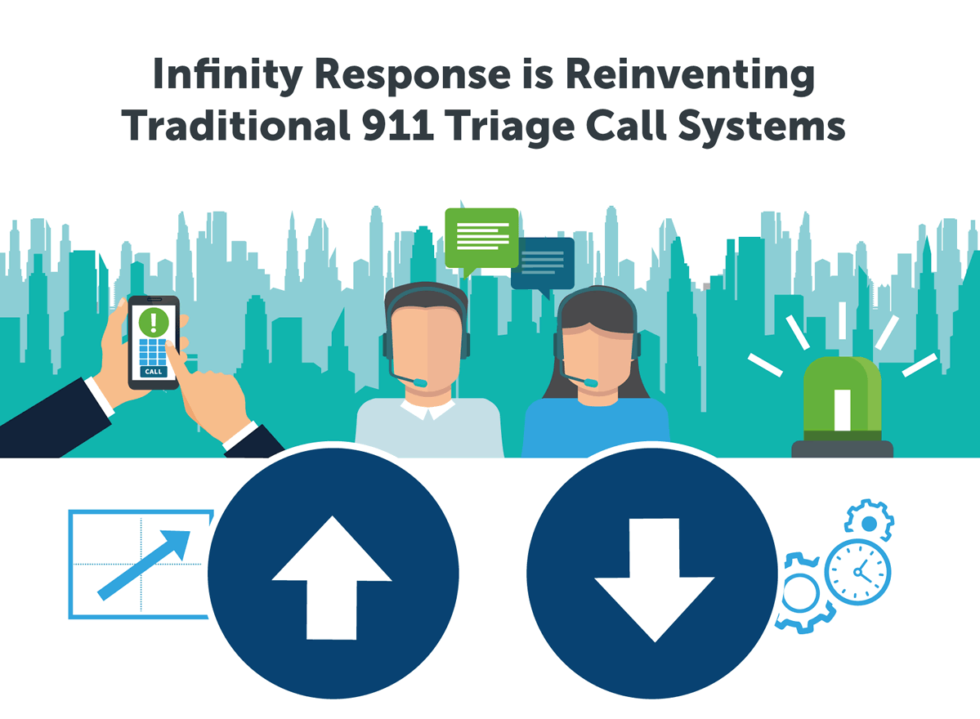 Infinity Response is saving lives by reinventing traditional inflexible 9-1-1 call systems