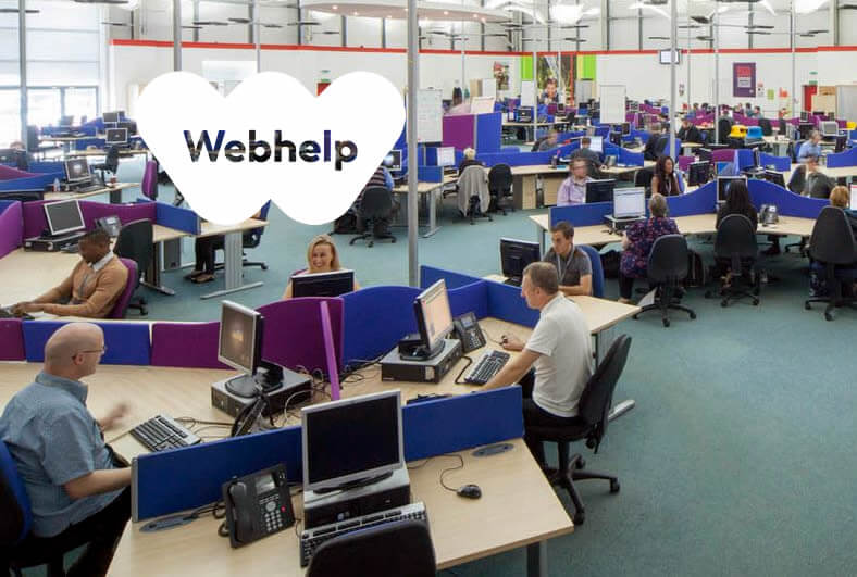 Webhelp success story